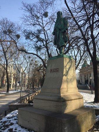 Denkmal Hans Canon