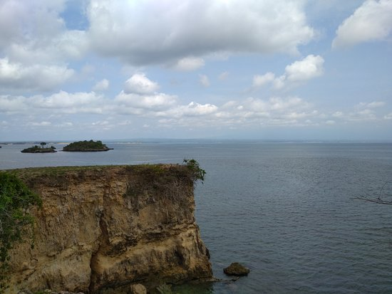 Sekotong Barat, Indonesia: the cliff