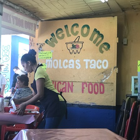 Los Algodones, Mexico: Food is awesome! People are so nice! Love it here.