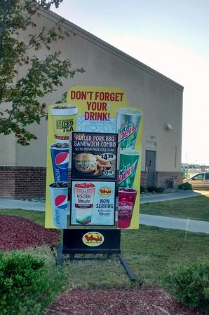 Mebane, Carolina del Norte: drive thru