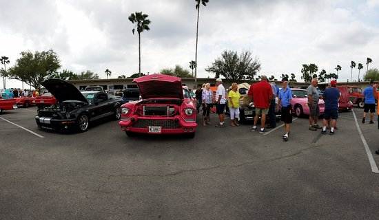 San Benito, TX: We had a car show in our park