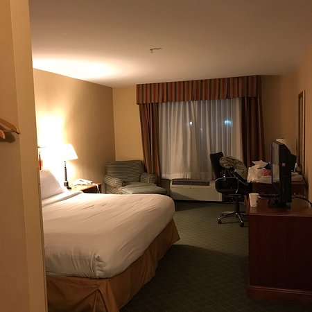 Chester, NY: King Room