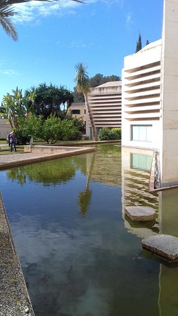 Pilar and Joan Miro Foundation in Mallorca Photo