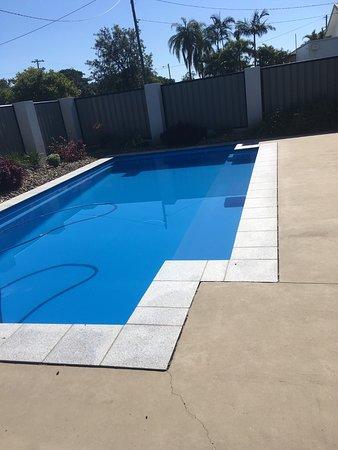 Carmila, Australia: Beautiful Enviroswim FreshWater pool