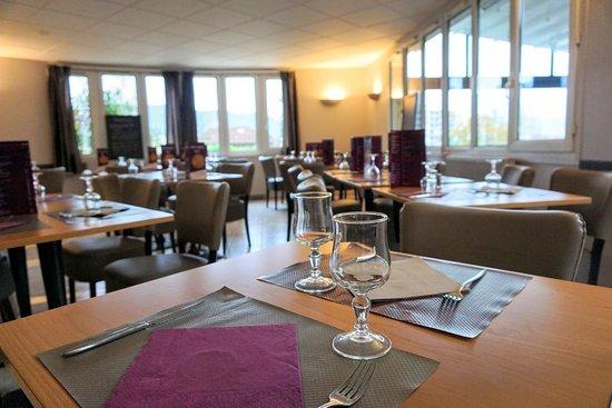 La salle de votre restaurant au fil de jours meylan for Resto lasalle