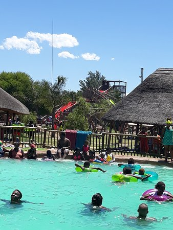 Zambibush Resort