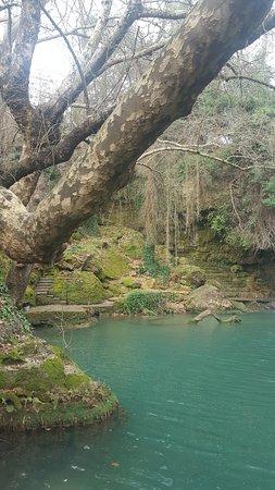 Kursunlu Waterfalls : KURŞUNLU