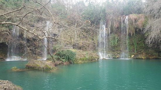 Kursunlu Waterfalls : HUZUR