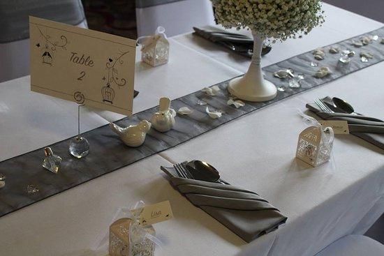 Ullesthorpe, UK: Wedding