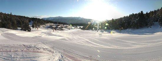 Formiguères, فرنسا: Domaine skiable de Formiguères