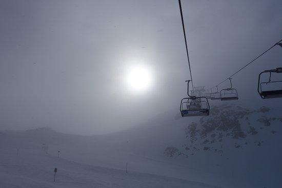 Flattach, ออสเตรีย: lodowiec