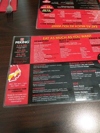Apache Pizza Peking Rathdrum Restaurant Reviews
