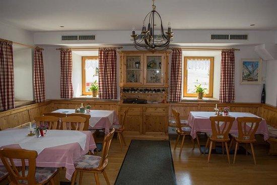 St. Jakob in Haus, Österreich: Eén van de 2 zaaltjes