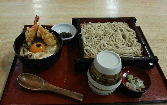 Shimotsuma, Japan: そば処きぬ