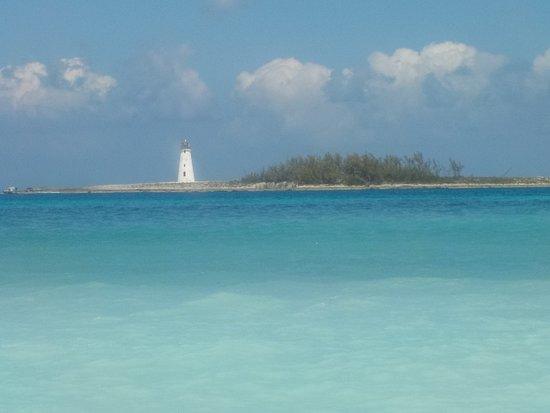 Junkanoo Beach: Il panorama dalla spiaggia