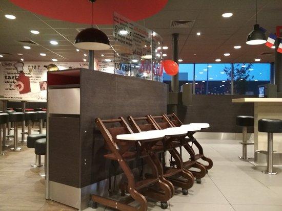 Montivilliers, Fransa: KFC