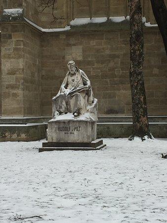 Denkmal Rudolf von Alt