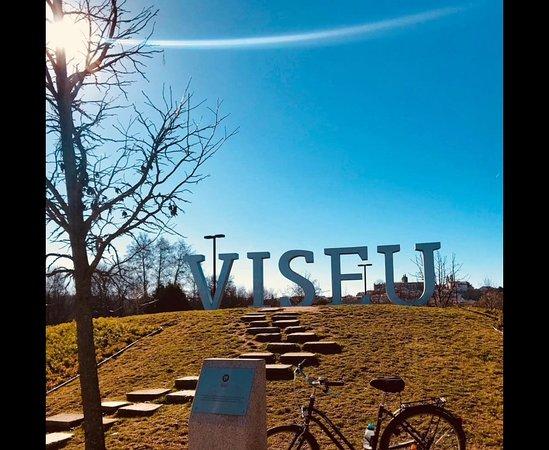 Viseu, Portugalia: Parque de Santiago