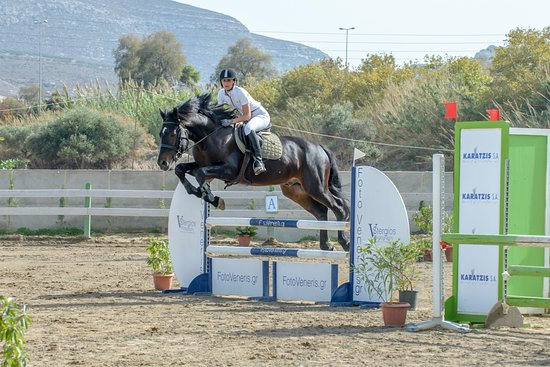 Riding Academy of Crete - Ippikos Riding Club: Show Jumping athletes
