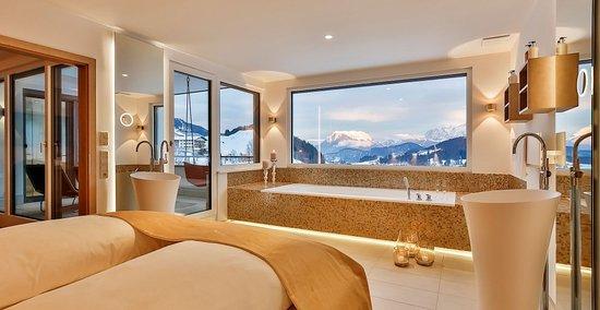 Hinterthiersee, Ausztria: Relax-Suite Skyfall