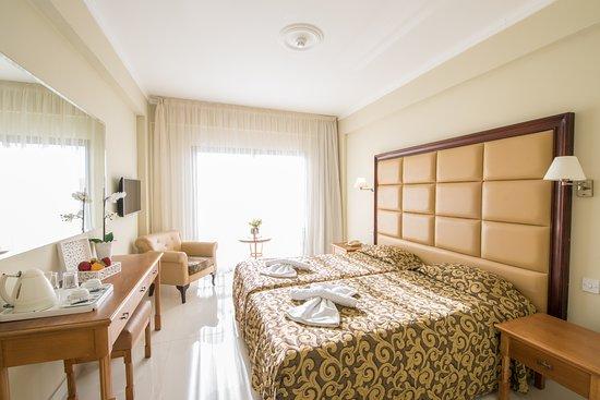 Air Conditioning In Tsokkos Gardens Hotel Room