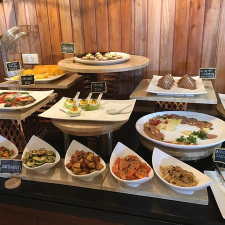 Maayo hotel(マーヨホテル)豪華な朝食ブッフェ