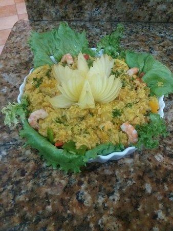 Bombas: Culinária da melhor qualidade