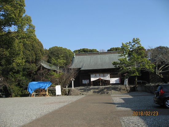 ‪Kochi Prefecture Gokoku Shrine‬