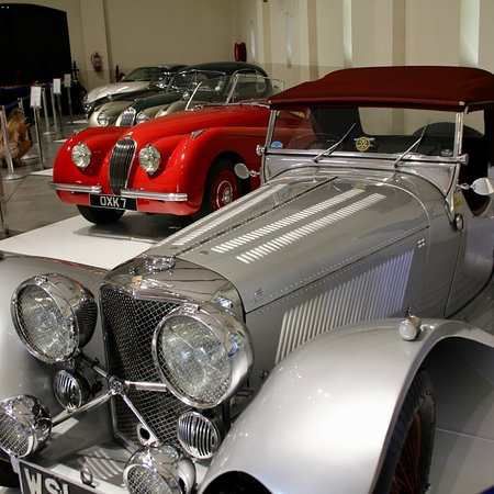 Motormuseet i Franschhoek: photo4.jpg