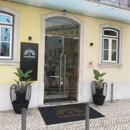 The Vintage Lisboa Hotel