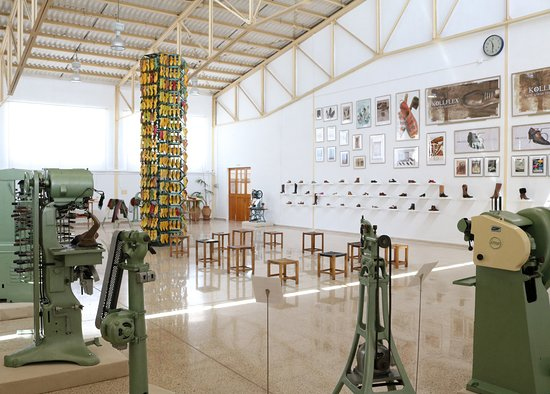 Museo del calzado Selva