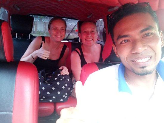 Banjar, Indonesia: Drop to jimbaran..thank for today