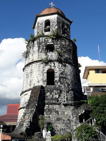 The oldest belfry in visayas