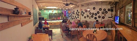 Dapur Jendela Downstairs Of This Cafe