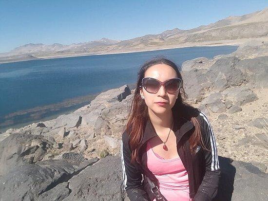 Regione del Maule, Cile: Linda laguna se mantiene excelente