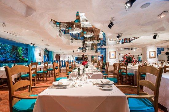 Hotel Botanico & The Oriental Spa Garden: Restaurante Pappagallo