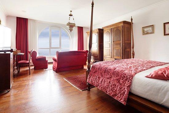 Saiaz Getaria Hotel: Suite Junior