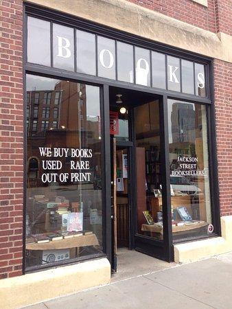 Jackson Street Booksellers