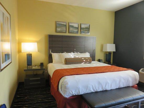 Desert Diamond Casino Hotel: Bed