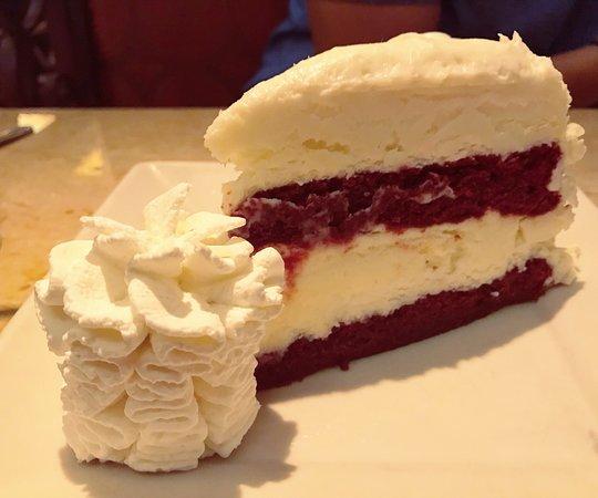 Cheesecake Factory Red Velvet Cheesecake Recipe