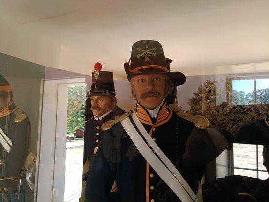 Lebec, Californië: Soldiers house