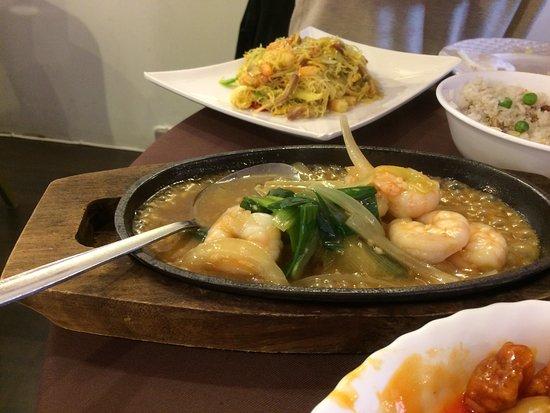 Crown Chinese Restaurant In Leeds