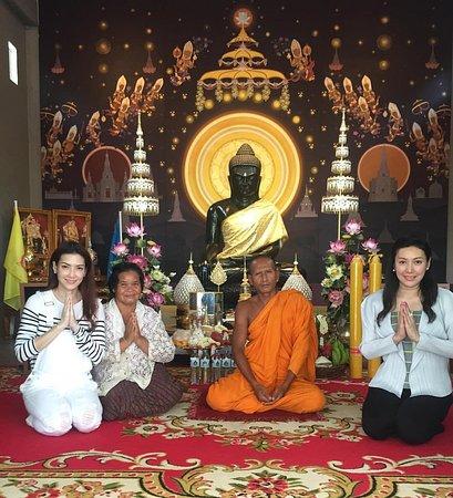 Buriram, Thailand: Wat Klan Tharam