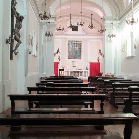 Chiesa di San Tommaso: interno chiesa