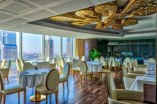 Private Dining Room In Difc