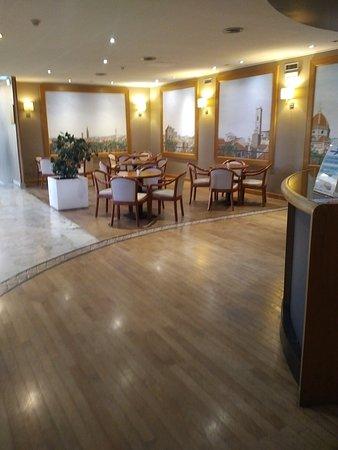 Italiana Hotels Florence: Bar