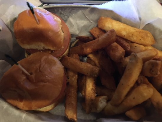 Burlington, CT: Kid's sliders
