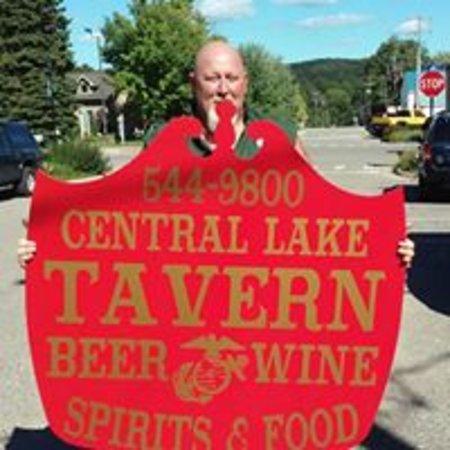 Central Lake, MI: Chris