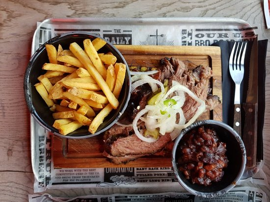 Red's True Barbecue - Leeds