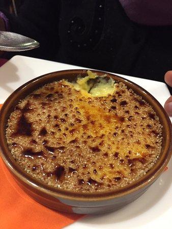 Charvensod, Italië: Crema catalana